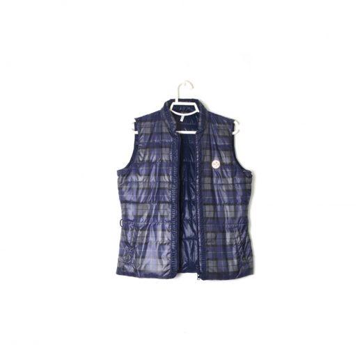 Chaleco reversible Armani Jeans abierto