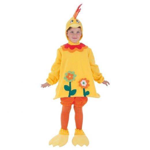 disfraz gallina galliloca infantil