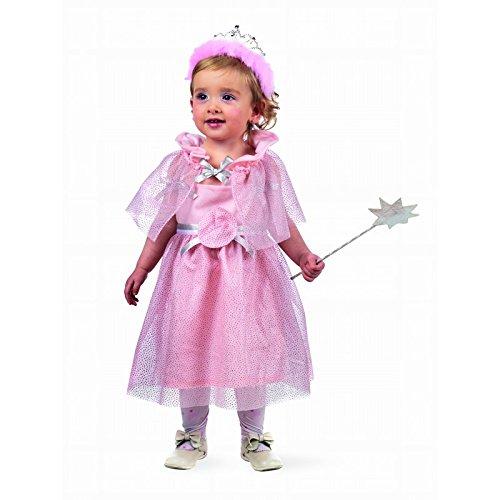 disfraz hada princesa rosa niña