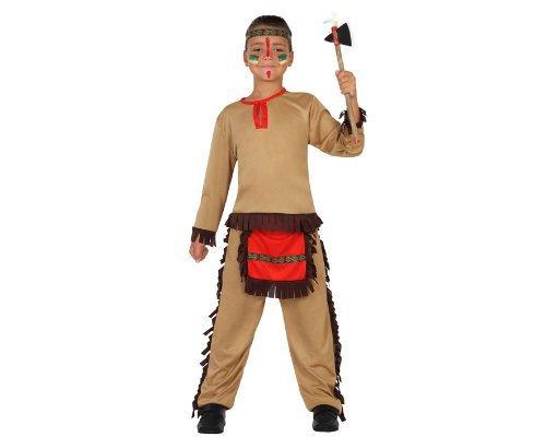 disfraz indio infantil atosa