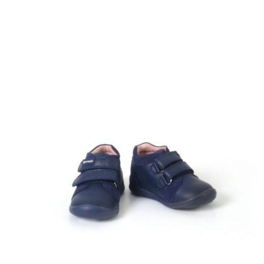 zapatos bebe garvalin azul