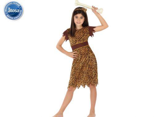 disfraz cavernicola infantil atosa