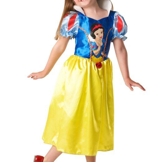disfraz de princesa blancanieves disney