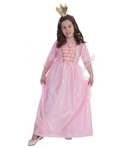 disfraz de princesa rosa llopis
