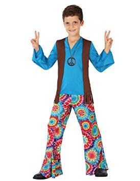 disfraz hippie atosa