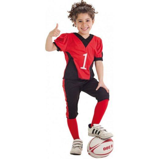 disfraz jugadora de rugby llopis