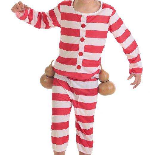 disfraz socorrista infantil llopis