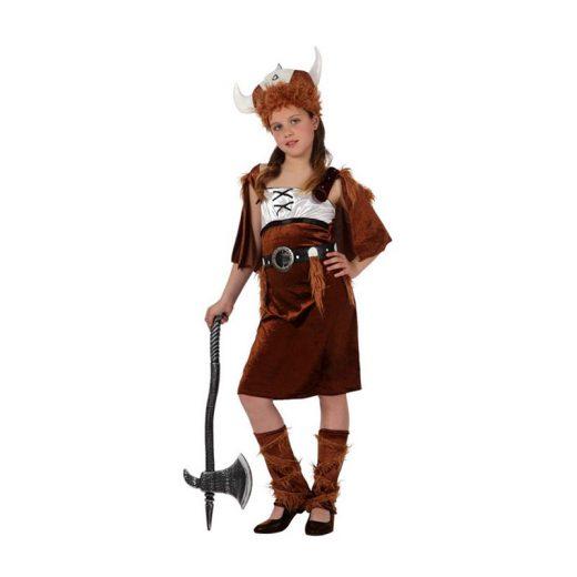 disfraz vikinga infantil Atosa