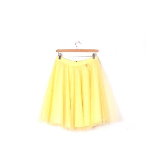 falda amarilla tul Almagemela Freesia