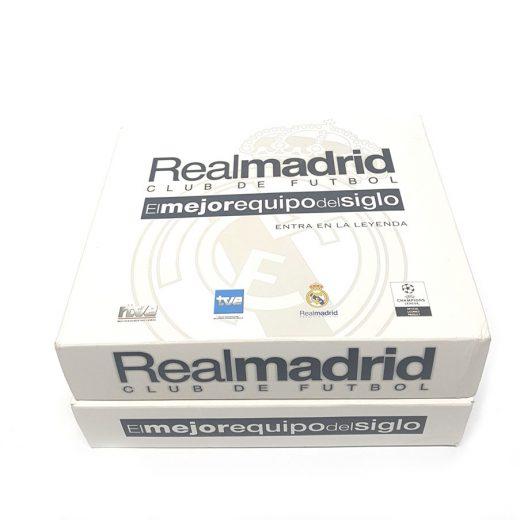 COLECCIÓN VHS REAL MADRID