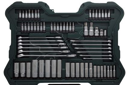 maletin herramientas mannesmann 215 piezas