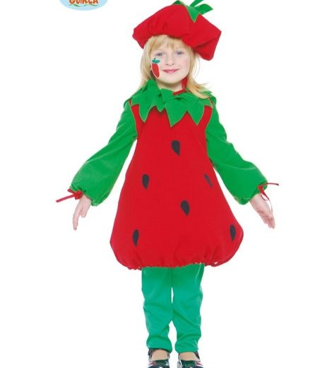 disfraz fresa guirca