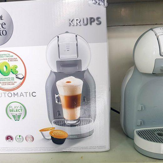 Cafetera Nescafé Dolce Gusto Krups Automática.
