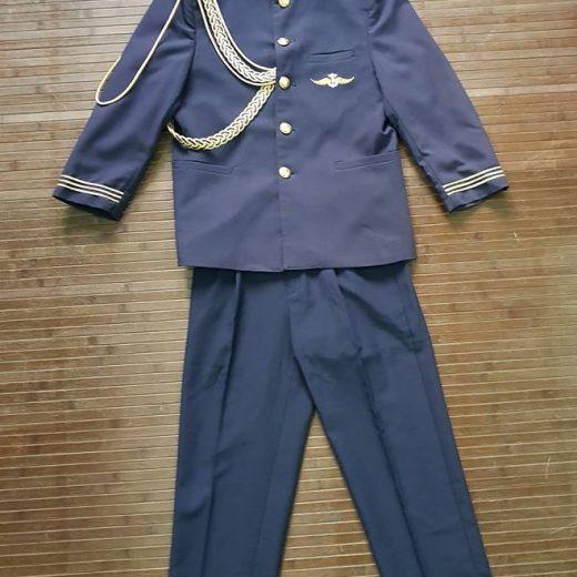 traje comunión almirante azul