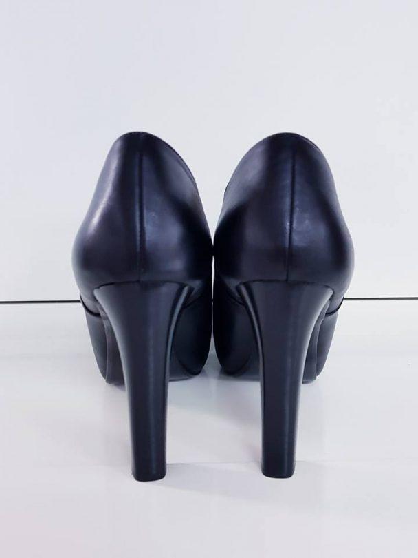 zapatos tacón Bimba y Lola piel