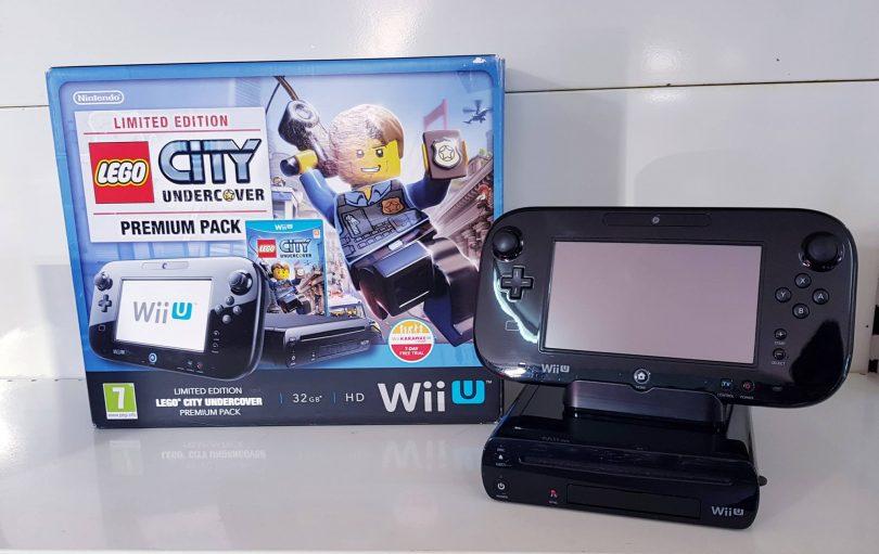 Consola Wii U 32GB Lego City Undercover