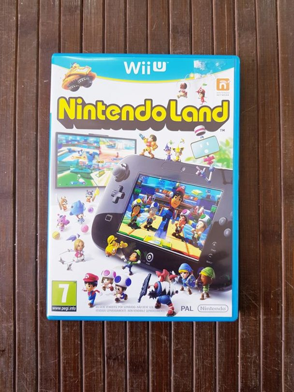 Consola Wii U 32GB Lego City Undercover nintendo land