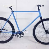 Bicicleta de Fixie urbana