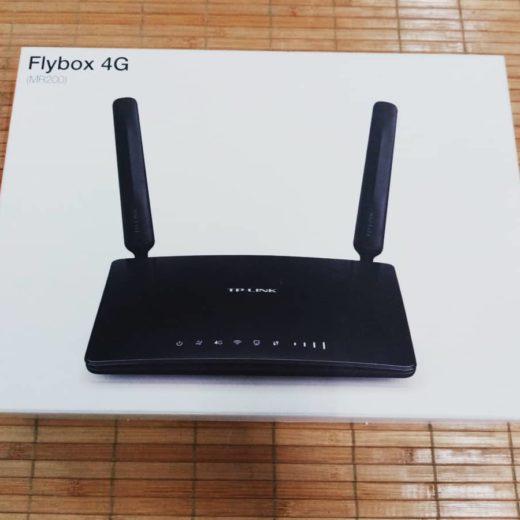 Router Inalámbrico TP-link Archer MR200 Dual Band Ac750 4G LTE