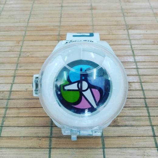 Reloj interactivo Yo-Kai + Álbum de Coleccion Medallium