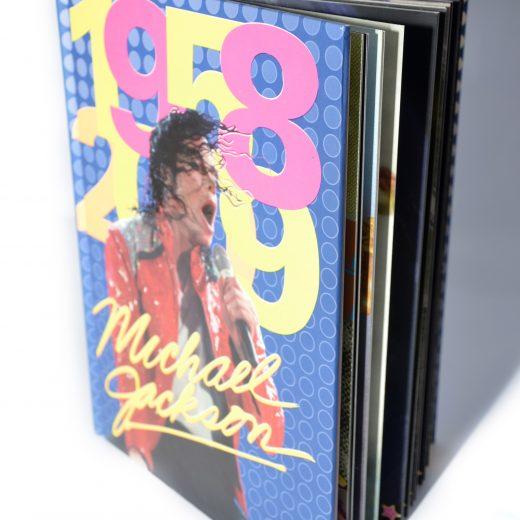 Edición coleccionista Michael Jackson