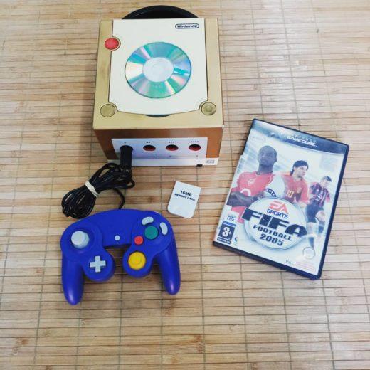 Consola Game Cube Edición Limitada Zelda