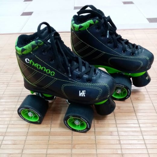 Patines 4 Ruedas KRF Hockey Chronos