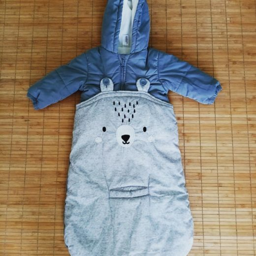 Saco y abrigo de Bebé C&A