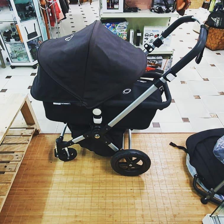 Cochecito bebé Bugaboo Camaleón 3 Aluminio