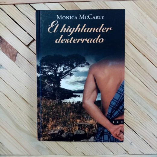 Libro el highlander desterrado de Monica McCarty