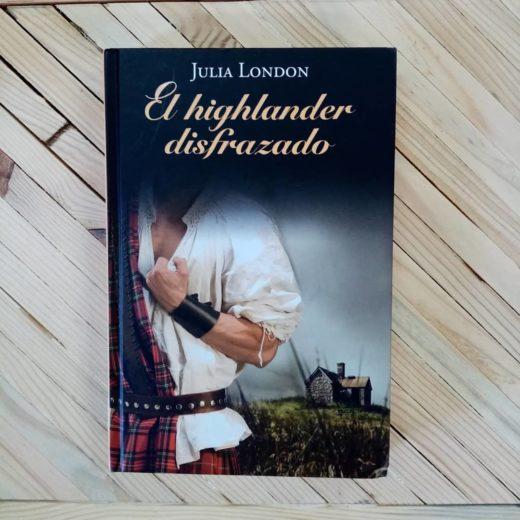 El highlander disfrazado de Julia london