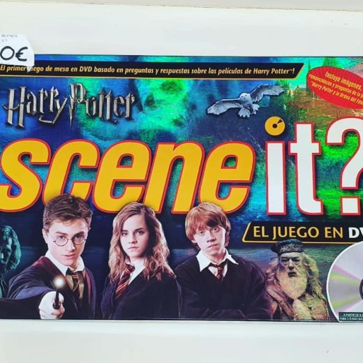 Juego de mesa Scene it? HARRY POTTER