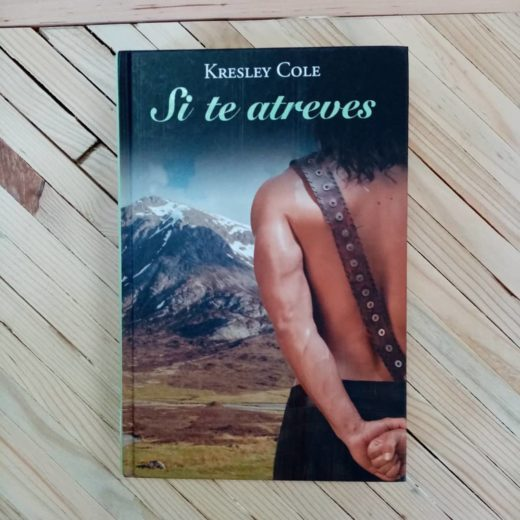 Libro Si te atreves Kresley Cole