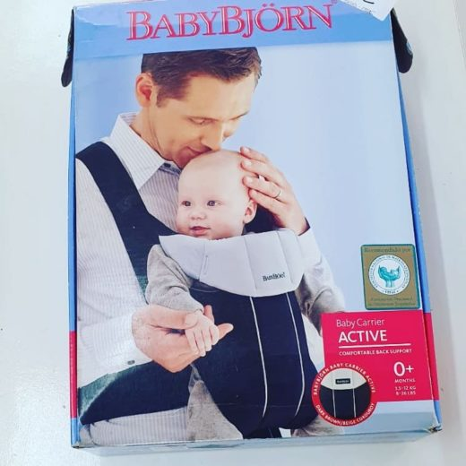 Portabebés Active BabyBjorn