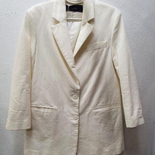 Americana Zara blanca