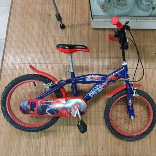 "Bicicleta Spiderman 16"""