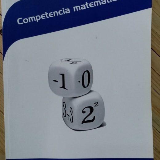 Libro Competencia Matemática N-3
