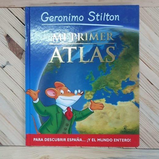 Geronimo Stilton MI primer Atlas