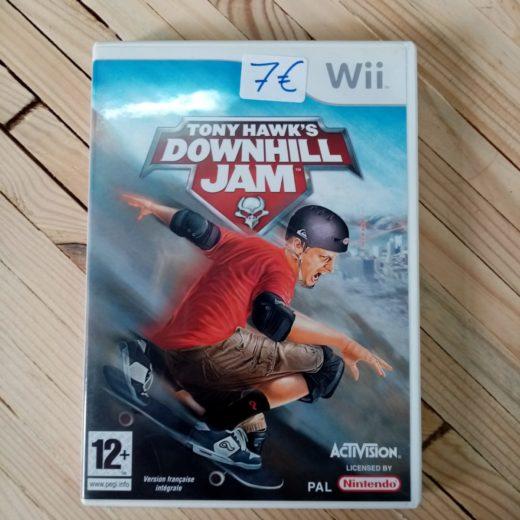 Juego Wii Tony Hawk´s Downhill Jam
