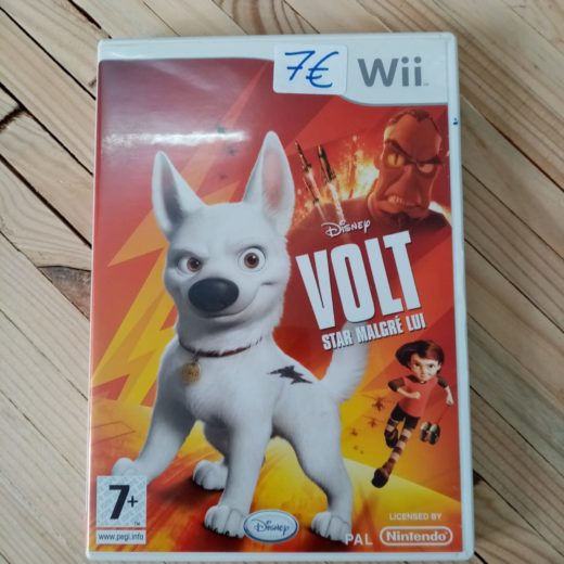 Juego Wii Volt