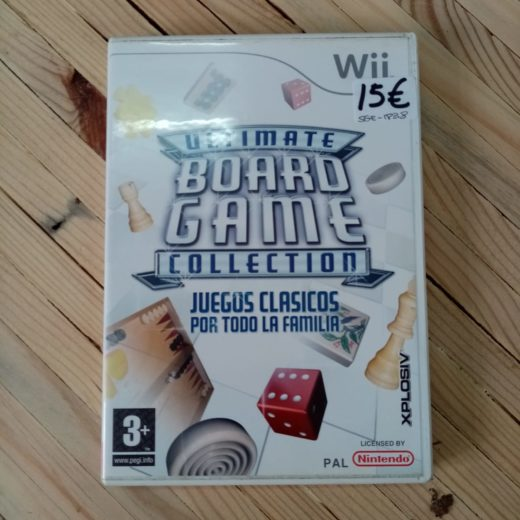 Juego Ultimate Board Game Collection