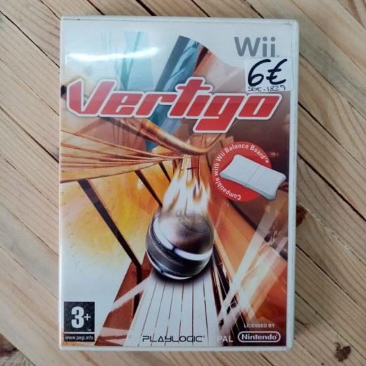 Juego Wii Vértigo