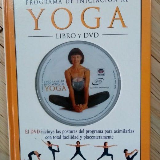 Libro Iniciación al Yoga