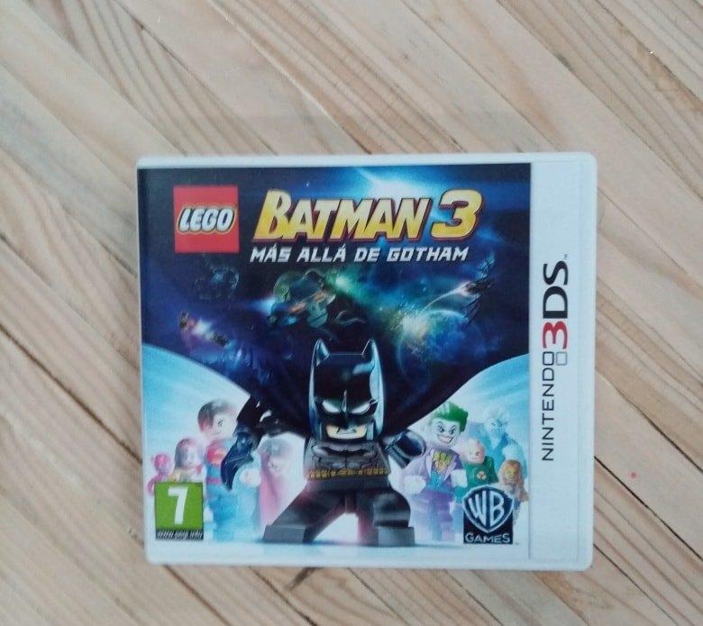 Juego Nintendo 3DS Batman 3 Más allá de Gotham