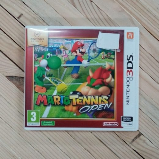 Juego Nintendo 3DS Mario Tennis Open