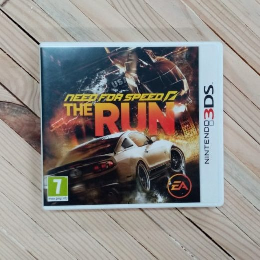 Juego Nintendo 3DS Need For Speed The Run