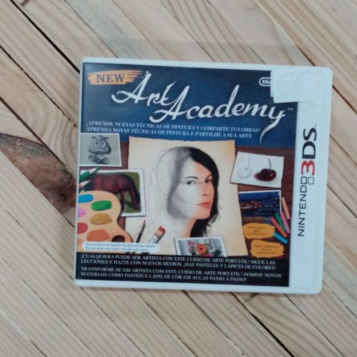 Juego Nintendo 3DS New Art Academy