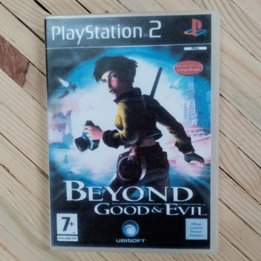 Juego PS2 Beyond Good&Evil