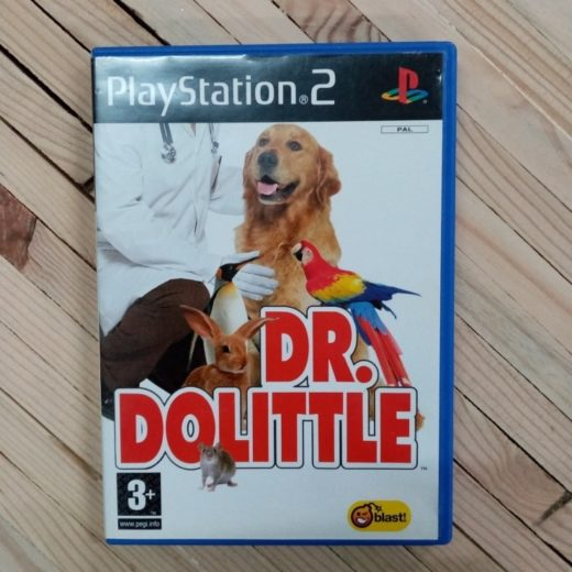Juego PS2 DR.Dolittle