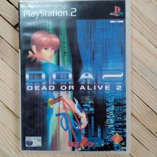 Juego PS2 Dead Or Alive 2